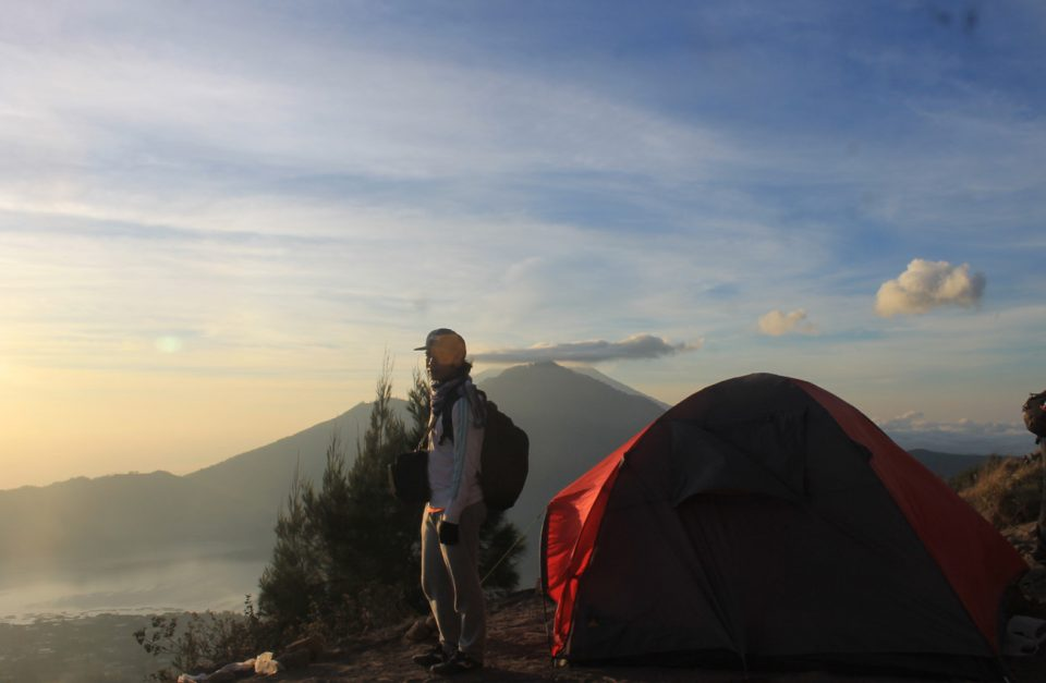 Mt. Batur Camping