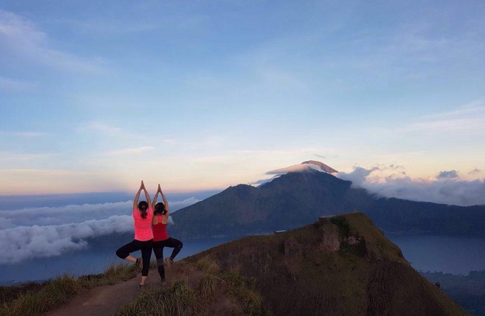 Batur volcano Sunset Hiking